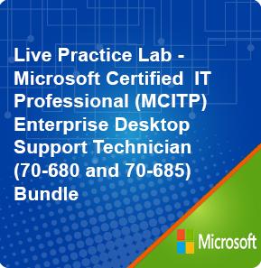 microsoft certified desktop support technician